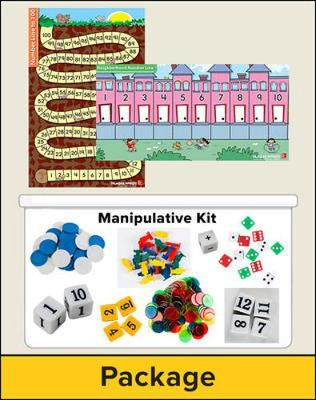 Number Worlds Level E, Manipulatives Plus Pack by Griffin