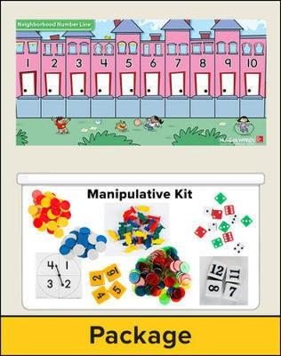 Number Worlds Level F, Manipulatives Plus Pack by Griffin