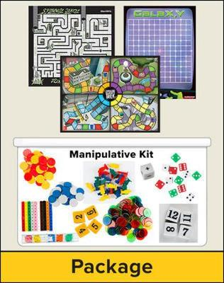 Number Worlds Level G, Manipulatives Plus Pack by Griffin