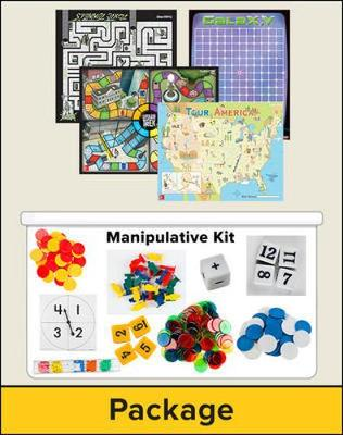 Number Worlds Level H, Manipulatives Plus Pack by Griffin