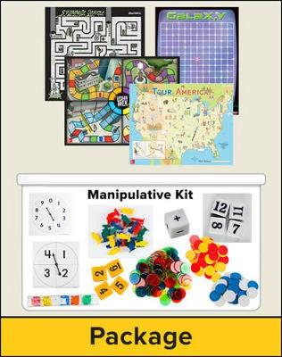 Number Worlds Level I, Manipulatives Plus Pack by Griffin