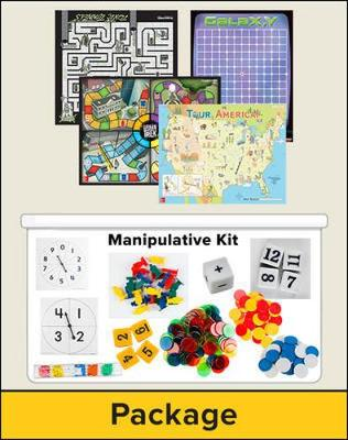 Number Worlds Level J, Manipulatives Plus Pack by Griffin