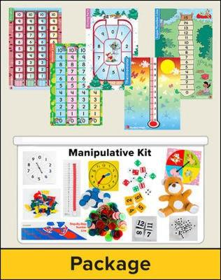 Number Worlds Level B, Manipulatives Plus Pack by Griffin