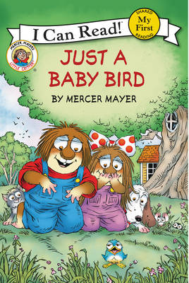 Little Critter: Just a Baby Bird by Mercer Mayer