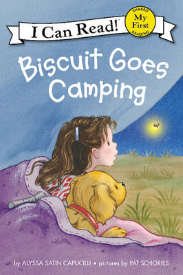 Biscuit Goes Camping by Alyssa Satin Capucilli