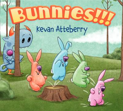 Bunnies!!! by Kevan Atteberry