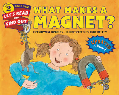 What Makes a Magnet? by Franklyn M. Branley