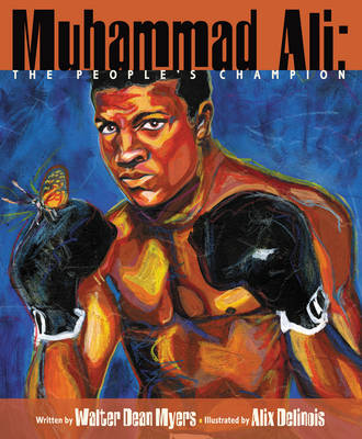Muhammad Ali The People's Champion by Walter Dean Myers