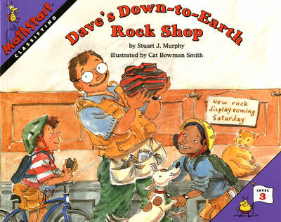 Dave's Down-to-Earth Rock Shop by Stuart J. Murphy