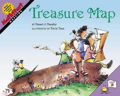 Treasure Map by Stuart Murphy