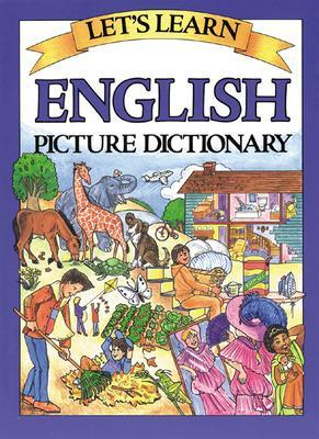 Let's Learn American English Picture Dictionary, Trade Edition by Marlene Goodman