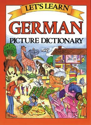 Let's Learn German Dictionary by Marlene Goodman