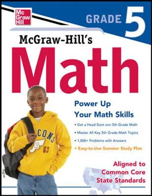 McGraw-Hill Math Grade 5 by McGraw-Hill Education