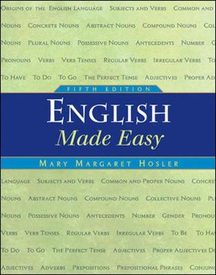 English Made Easy by Mary Margaret Hosler, Bernadine P. Branchaw