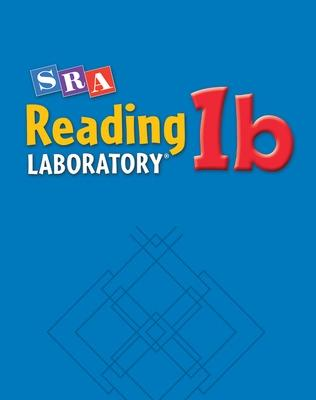 Reading Lab 1b, Student Record Book (Pkg. of 5), Levels 1.4 - 4.5 by Don H. Parker