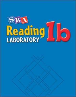 Reading Lab 1b, Teacher's Handbook- Levels 1.4 - 4.5 by Don H. Parker