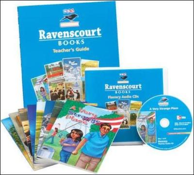 Corrective Reading, Ravenscourt Moving Forward Readers Package by McGraw-Hill Education