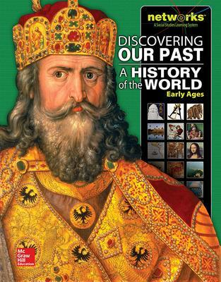 Discovering Our Past: A History of the World-Early Ages, Student Edition by Jackson J. Spielvogel