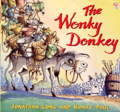 The Wonky Donkey by Jonathan Long
