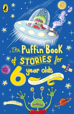 The Puffin Book of Stories for Six-year-olds by Wendy Cooling
