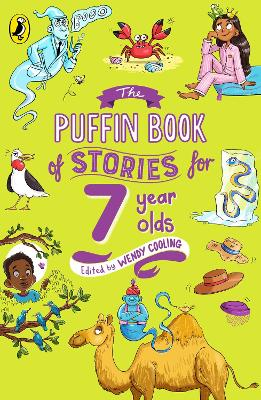 The Puffin Book of Stories for Seven-year-olds by Wendy Cooling