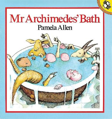 Mr Archimedes' Bath by Pamela Allen