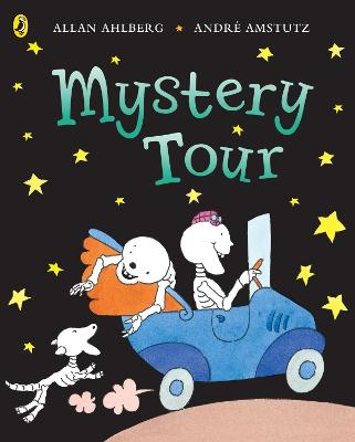 Funnybones: Mystery Tour by Allan Ahlberg