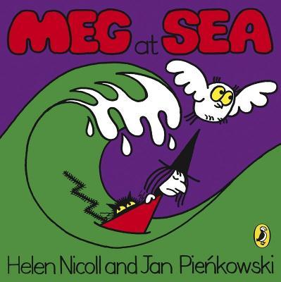 Meg at Sea by Helen Nicoll, Jan Pienkowski