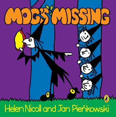Mog's Missing by Helen Nicoll, Jan Pienkowski