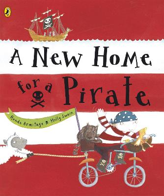 A New Home for a Pirate by Ronda Armitage