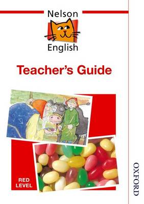 Nelson English - Red Level Teacher's Guide by John Jackman, Wendy Wren
