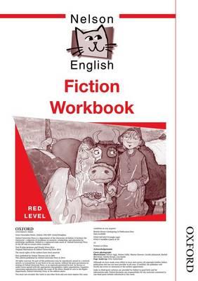 Nelson English - Red Level Fiction Workbook (X10) by Wendy Wren, John Jackman