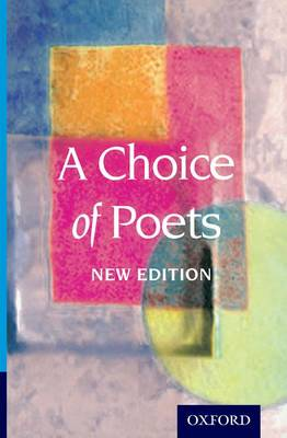 A Choice of Poets by David Edwards