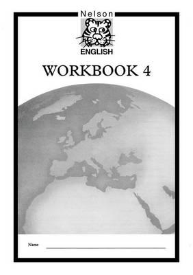 Nelson English International Workbook 4 (X10) by John Jackman, Wendy Wren