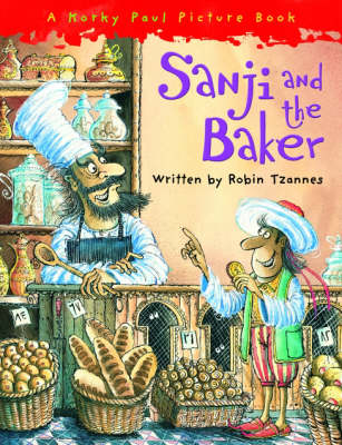 Sanji and the Baker by Robin Tzannes