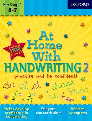 At Home With Handwriting 2 by Jenny Ackland
