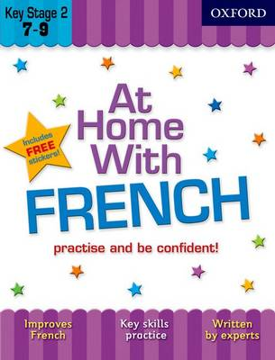 At Home with French (7-9) by Janet Irwin