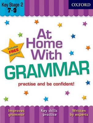 At Home with Grammar (7-9) by Sarah Lindsay