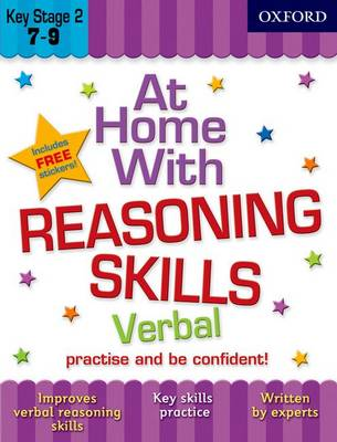 At Home with Verbal Reasoning Skills (7-9) by Alison Primrose