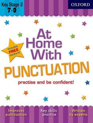 At Home with Punctuation (7-9) by Sarah Lindsay