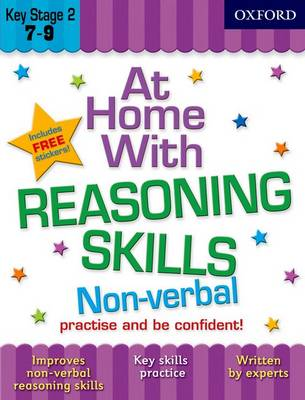 At Home with Non-Verbal Reasoning Skills (7-9) by Alison Primrose