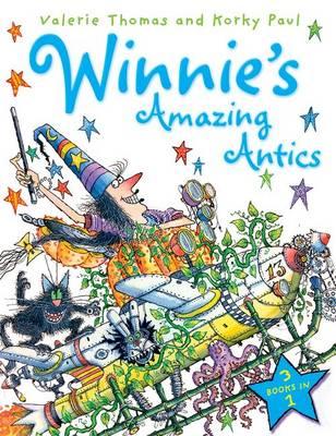Winnie's Amazing Antics 3-in-1 by Valerie Thomas
