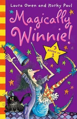 Magically Winnie! 3-in-1 by Laura Owen