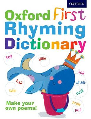 Oxford First Rhyming Dictionary by