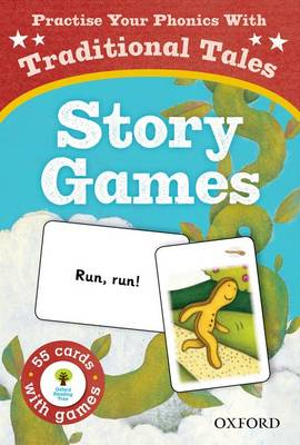Oxford Reading Tree: Traditional Tales Story Games Flashcards by Teresa Heapy