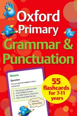 Oxford Primary Grammar & Punctuation Flashcards by