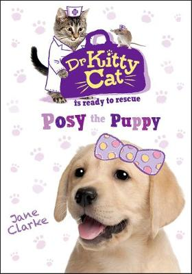 Dr KittyCat is Ready to Rescue: Posy the Puppy by Jane Clarke