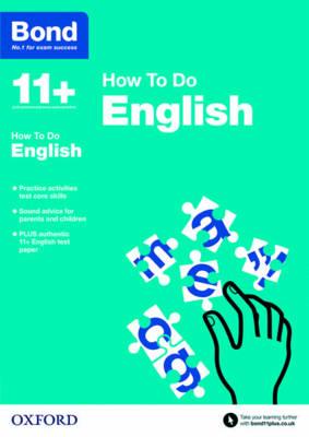 Bond 11+: English: How to Do by Elisabeth Heesom, Bond