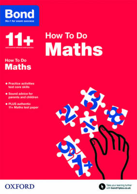 Bond 11+: Maths: How to Do by Elisabeth Heesom, Bond