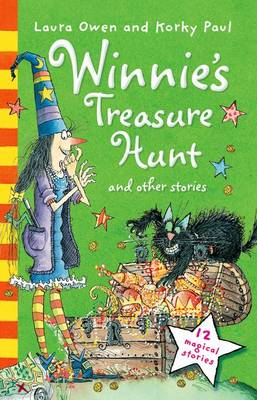 Winnie's Treasure Hunt and Other Stories by Laura Owen